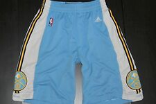 ADIDAS Denver Nuggets 2014 Swingman NBA BASKETBALL Home Pantaloncini, retrò, dimensioni: media
