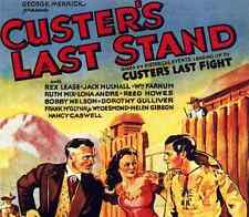 CUSTER'S LAST STAND, 15 CHAPTER SERIAL, 1936