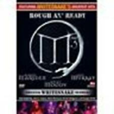 WHITESNAKE: M3 - Rough An' Ready (DVD, 2005) New / Sealed / Free Shipping