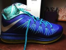 New Mens Nike Air Max Lebron X Low Basketball Shoes Size 12