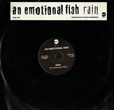 "AN EMOTIONAL FISH rain SAM 1167 promo uk east-west 12"" PS VG/VG+"