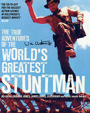 Vic Armstrong - Stuntman - Signed Autograph REPRINT