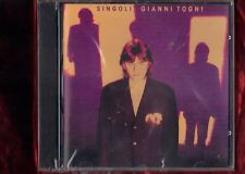 GIANNI TOGNI-SINGOLI CD NUOVO SIGILLATO