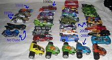 Lot of 36 Hotwheels & Matchbox Cars 31 1990 to 2006 1 1968 2 1970