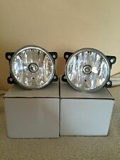Citroen C3 Pair of Front Fog Lights 2009-2013
