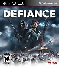 Defiance (Playstation 3 PS3 Video Game Action Shooting Trion) BRAND NEW SEALED