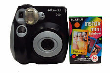 Polaroid 300 Instant Camera with 1 film - Black