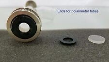 Azzota O-Ring Gasket and Lens for Azzota Glass Polarimeter Tubes