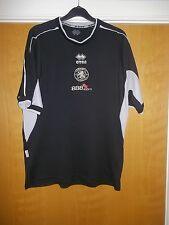 MIDDLESBROUGH FOOTBALL CLUB ERREA NERO 2006 Formazione T-shirt