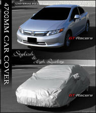 4 LAYER WATERPROOF ANTI UV SUN RAIN SNOW RESISTANT CAR COVER 4700MM FOR TOYOTA