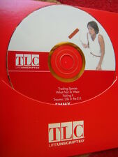 4 TLC reality show EMMY DVD What Not To Wear. Faking it.Trading Spaces.Trauma er