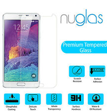 GENUINE NUGLAS TEMPERED GLASS SCREEN PROTECTOR FOR SAMSUNG GALAXY NOTE 2 N7100
