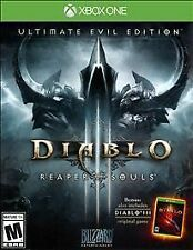 Diablo III 3 Reaper of Souls Ultimate Evil Edition (Microsoft Xbox One)