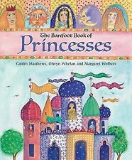 Barefoot Book of Princesses HC w CD (Barefoot Books)-ExLibrary