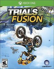 Trials Fusion Xbox One Game Brand New and Sealed