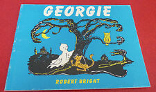 Soft Cover French Book Georgie ! Robert Bright 48 Pages