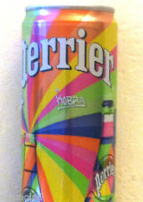 Rare Special Limited Edition Designer Kobra Perrier Water Collectable Can