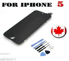 Replacement Touch Screen LCD Display Digitizer Assembly For Black iPhone 5 5G