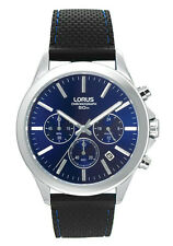 LNP OS RT389AX9 Lorus Gents Chronograph Rubber Strap Watch
