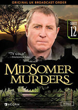 Midsomer Murders, Series 12 New DVD! Ships Fast!