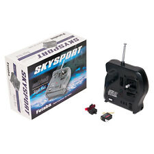 Futaba Skysport SS2/SS3 Single Stick Digital Proportional Radio Control System