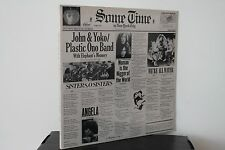 JOHN & YOKO/PLASTIC ONO BAND Some Time In NYC 2xLP (SVBB-3392, 1978) SEALED