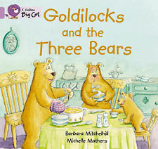 Goldilocks and the Three Bears: Lilac/Band 00 by Barbara Mitchell (Paperback,...