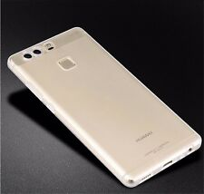 Cover case custodia huawei P9 PLUS TPU ultra slim silicone trasparente morbida