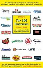 Bond's Top 100 Franchises, 2011-ExLibrary