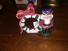 Figurine Napkin Ring in Nutcracker Sweets 1996 fitz & floyd