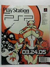 Official US Playstation Video Game Magazine Issue 91 April 2005