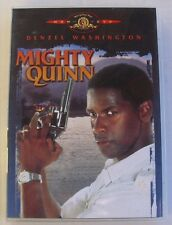 DVD MIGHTY QUINN - Denzel WASHINGTON / Mimi ROGERS
