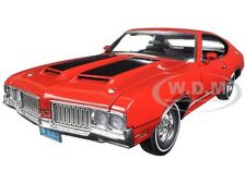 1970 OLDSMOBILE 442 Dr. OLDS SERIES #3 MATADOR RED LTD 996pcs 1/18 ACME A1805607