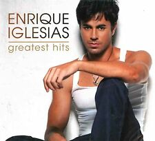 2 CD - ENRIQUE IGLESIAS - Greatest Hits  - brand new