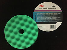 3m 50962 Quick Connect Perfect-it III polierschaum doppels. verde genoppt d:150mm