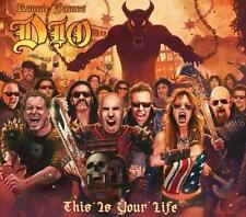Ronnie James Dio This Is Your Life, CD /2014/14 TRX/Halestorm/Motörhead/neu OVP