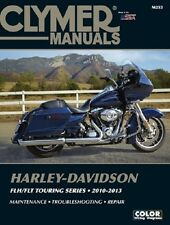 2010 2011 2012 2013 Harley Davidson FLH / FLT Touring Clymer Repair Manual M253