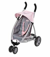 New Zapf Creation Baby Born Jogger Pram For Dolls Buggy Toy 3+