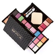 Portable Makeup Palette Kit Eyeshadow Pressed Powder Concealer Blusher Lip Gloss