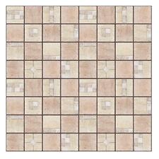 Natural Stone Tiles Vinyl Self Adhesive Peel-Stick Wallpaper no-H611