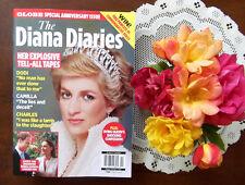 Princess Diana Special Anniversary Issue Magazine All Diana many great photos