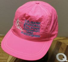 VINTAGE 1990 JUNIOR NATIONAL ALPINE SKIIN CHAMPIONSHIPS MT BACHELOR BEND OR HAT