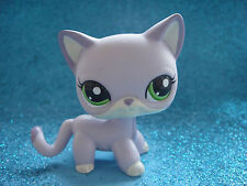 ORIGINAL Littlest Pet Shop  Short Hair Cat  # 2094 Shipping with Polish