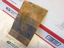 MOPAR crankshaft seal kit, for 1950's.    NOS and sealed.  6208