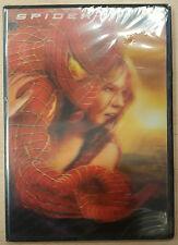 PELICULA DVD SPIDERMAN 2 CARATULA LENTICULAR 3D ESTUCHE FINO PRECINTADA