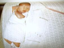 6 PIECE  KNITTED  LAYETTE. MEAGHAN. PATTERN. ONLY