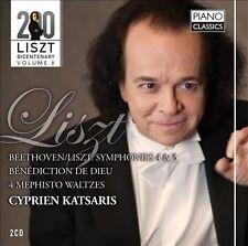 Liszt: Mephisto Waltzes, Benediction de Dieu dans la solitude:Bagatelle sans ton
