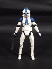 Star Wars Clone Wars AR RT clone trooper loose figure F5 rare