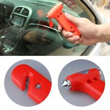 Car Auto Escape Emergency Safety Hammer Rescue Tool Survival Gear Punch Breaker