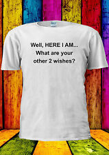 Well, HERE I AM. What Your Other 2 T-shirt Vest Tank Top Men Women Unisex 2027